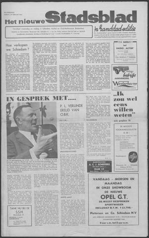 Het Nieuwe Stadsblad 1969-02-28