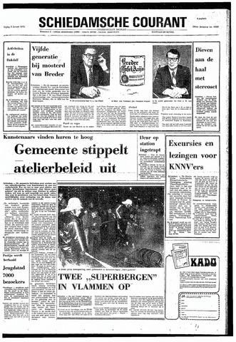 Rotterdamsch Nieuwsblad / Schiedamsche Courant / Rotterdams Dagblad / Waterweg / Algemeen Dagblad 1975