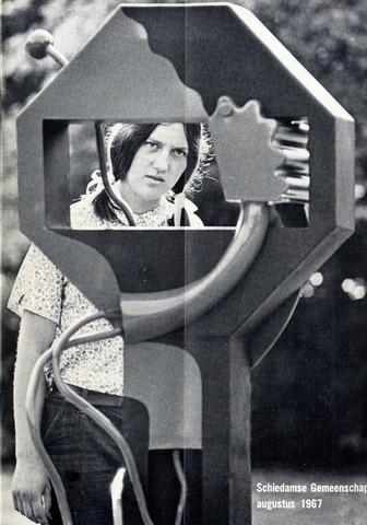 Schiedamse Gemeenschap (tijdschrift) 1967-08-01