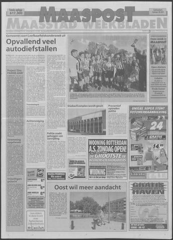 Maaspost / Maasstad / Maasstad Pers 1999-08-25
