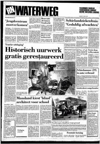 Rotterdamsch Nieuwsblad / Schiedamsche Courant / Rotterdams Dagblad / Waterweg / Algemeen Dagblad 1985-07-19