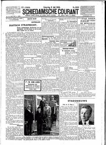 Schiedamsche Courant 1935-07-06