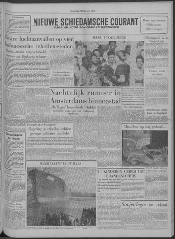 Nieuwe Schiedamsche Courant 1958-02-24