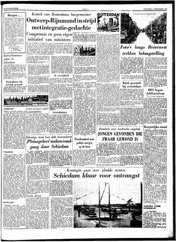 Trouw / De Rotterdammer 1962-09-12