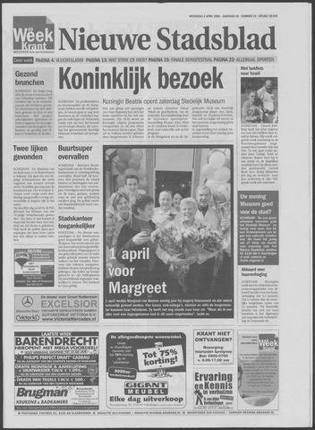 Het Nieuwe Stadsblad 2006-04-05