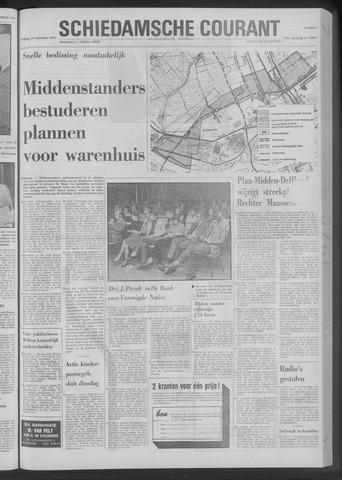 Rotterdamsch Nieuwsblad / Schiedamsche Courant / Rotterdams Dagblad / Waterweg / Algemeen Dagblad 1970-09-25