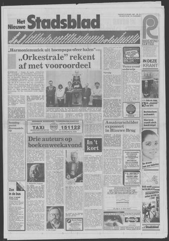 Het Nieuwe Stadsblad 1985-03-22