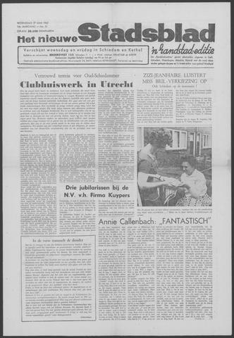 Het Nieuwe Stadsblad 1962-06-27