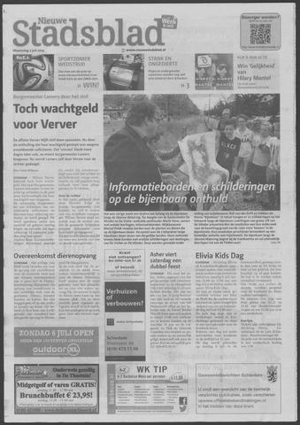 Het Nieuwe Stadsblad 2014-07-02