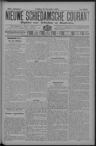 Nieuwe Schiedamsche Courant 1913-11-14