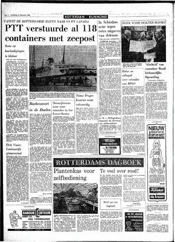 Rotterdamsch Parool / De Schiedammer 1968-12-12