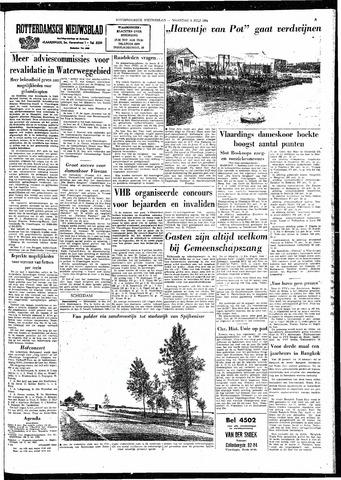 Rotterdamsch Nieuwsblad / Schiedamsche Courant / Rotterdams Dagblad / Waterweg / Algemeen Dagblad 1964-07-06