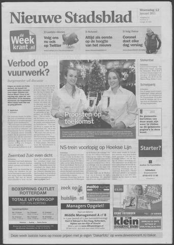 Het Nieuwe Stadsblad 2011-01-12