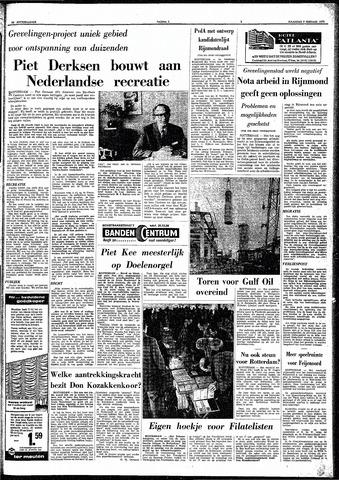 Trouw / De Rotterdammer 1970-02-09
