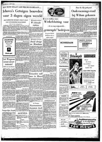 Rotterdamsch Parool / De Schiedammer 1963-05-18
