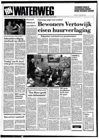 Rotterdamsch Nieuwsblad / Schiedamsche Courant / Rotterdams Dagblad / Waterweg / Algemeen Dagblad 1987-12-15