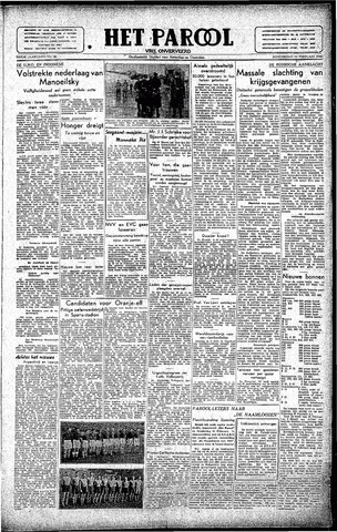 Rotterdamsch Parool / De Schiedammer 1946-02-14