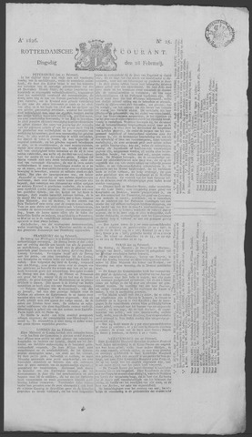 Rotterdamse Courant 1826-02-28