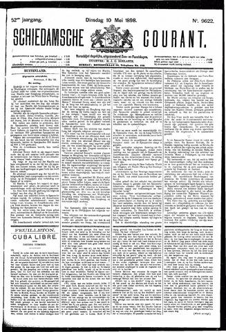 Schiedamsche Courant 1898-05-10