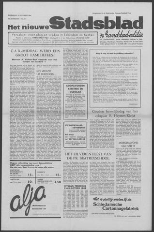 Het Nieuwe Stadsblad 1964-12-16