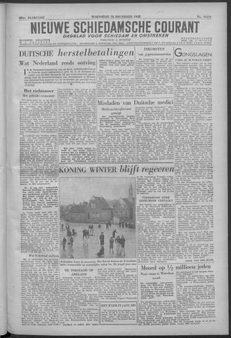 Nieuwe Schiedamsche Courant 1946-12-18