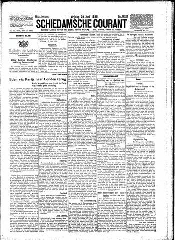 Schiedamsche Courant 1935-06-28