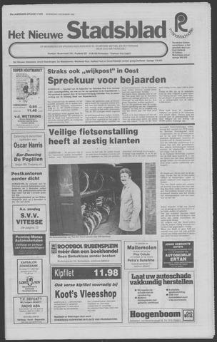 Het Nieuwe Stadsblad 1980-12-03