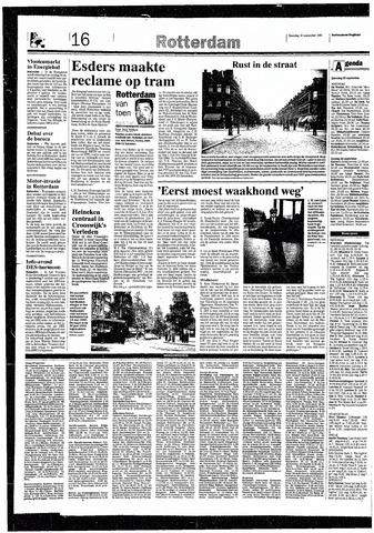 Rotterdamsch Nieuwsblad / Schiedamsche Courant / Rotterdams Dagblad / Waterweg / Algemeen Dagblad 1993-09-25