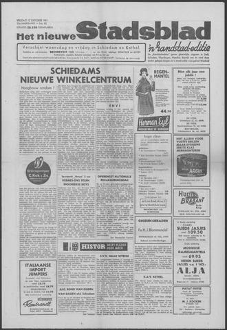 Het Nieuwe Stadsblad 1961-10-13