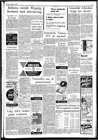 Rotterdamsch Parool / De Schiedammer 1962-02-23