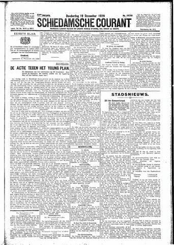 Schiedamsche Courant 1929-12-19