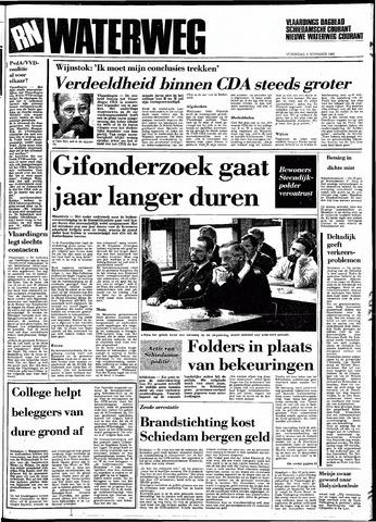 Rotterdamsch Nieuwsblad / Schiedamsche Courant / Rotterdams Dagblad / Waterweg / Algemeen Dagblad 1983-11-02