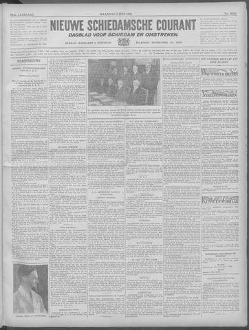 Nieuwe Schiedamsche Courant 1933-07-03