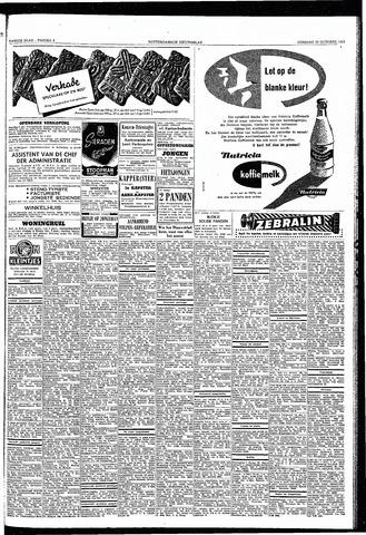 Rotterdamsch Nieuwsblad / Schiedamsche Courant / Rotterdams Dagblad / Waterweg / Algemeen Dagblad 1953-10-27