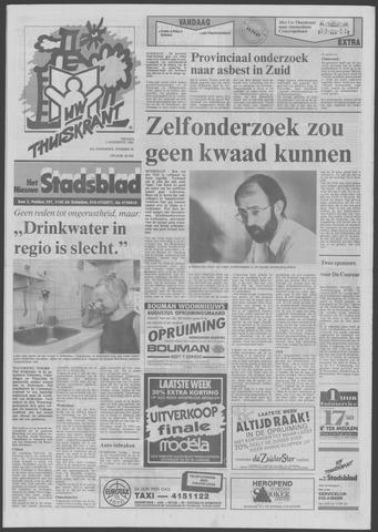 Het Nieuwe Stadsblad 1991-08-02