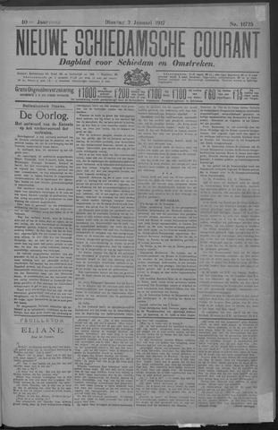 Nieuwe Schiedamsche Courant 1917-01-02