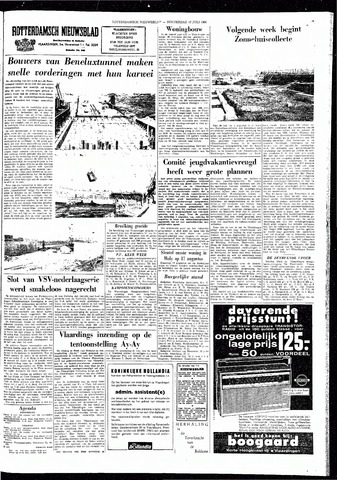 Rotterdamsch Nieuwsblad / Schiedamsche Courant / Rotterdams Dagblad / Waterweg / Algemeen Dagblad 1964-07-16