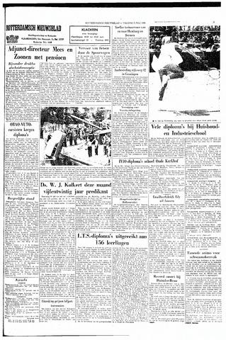 Rotterdamsch Nieuwsblad / Schiedamsche Courant / Rotterdams Dagblad / Waterweg / Algemeen Dagblad 1965-07-09