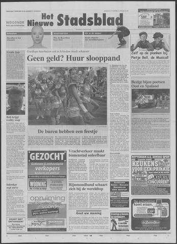 Het Nieuwe Stadsblad 2005-08-03