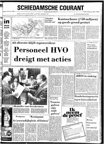 Rotterdamsch Nieuwsblad / Schiedamsche Courant / Rotterdams Dagblad / Waterweg / Algemeen Dagblad 1980-12-05