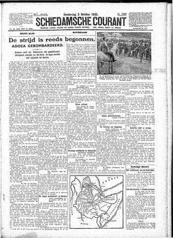 Schiedamsche Courant 1935-10-03