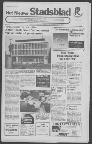 Het Nieuwe Stadsblad 1977-10-28