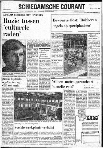 Rotterdamsch Nieuwsblad / Schiedamsche Courant / Rotterdams Dagblad / Waterweg / Algemeen Dagblad 1974-06-14