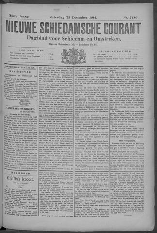 Nieuwe Schiedamsche Courant 1901-12-28