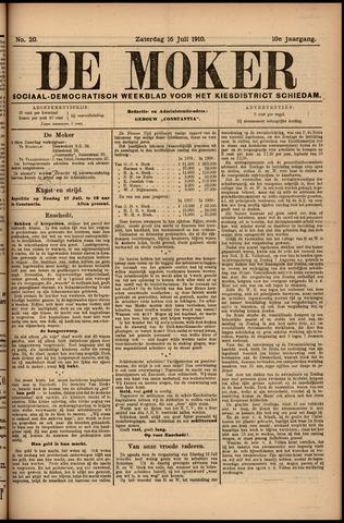 De Moker 1910-07-16