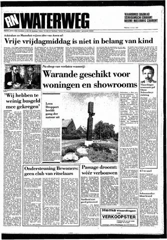 Rotterdamsch Nieuwsblad / Schiedamsche Courant / Rotterdams Dagblad / Waterweg / Algemeen Dagblad 1987-07-10