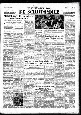 Rotterdamsch Parool / De Schiedammer 1948-05-11