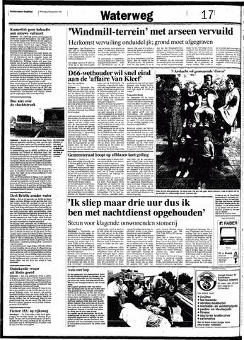 Rotterdamsch Nieuwsblad / Schiedamsche Courant / Rotterdams Dagblad / Waterweg / Algemeen Dagblad 1991-09-18