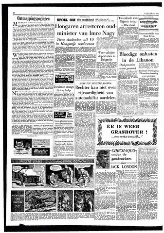 Rotterdamsch Parool / De Schiedammer 1957-05-31
