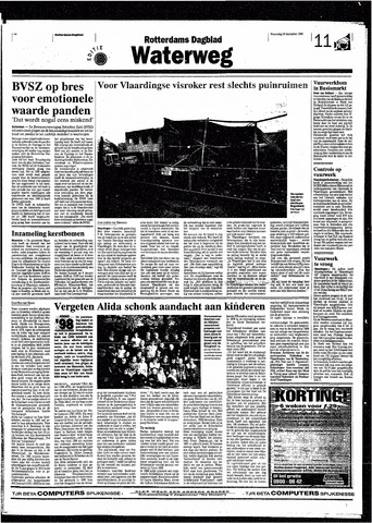 Rotterdamsch Nieuwsblad / Schiedamsche Courant / Rotterdams Dagblad / Waterweg / Algemeen Dagblad 1998-12-30